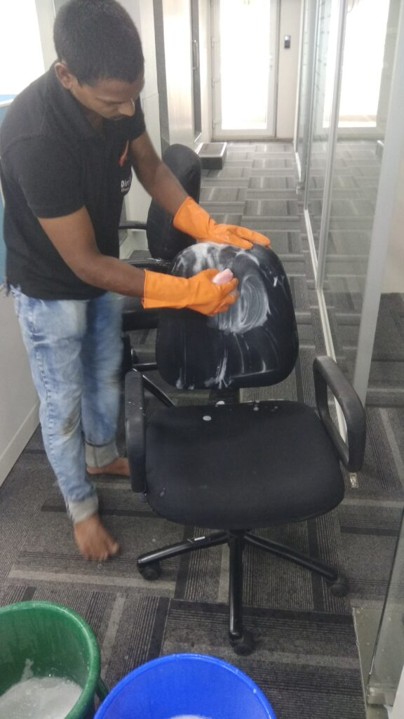 Office Chair Cleaning Services In Pune