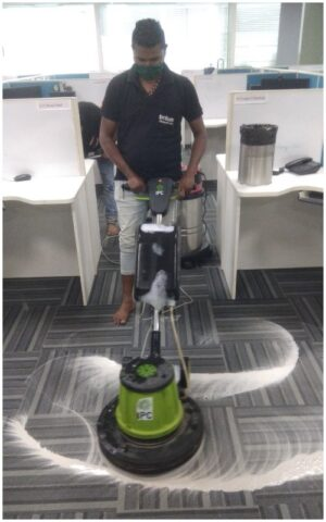 Office Carpet Cleaning Services In Pune